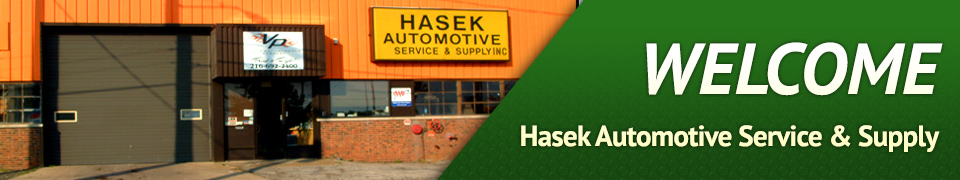 Hasek Automotive Service & Supply